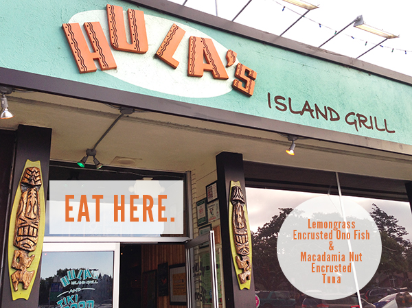 Hula's Hawaiian Gril // WeAreAdventure.us