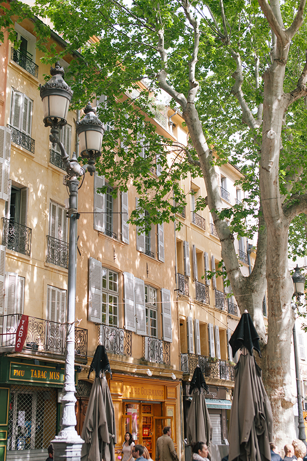 Exploring Aix-en-Provence, France // WeAreAdventure.us