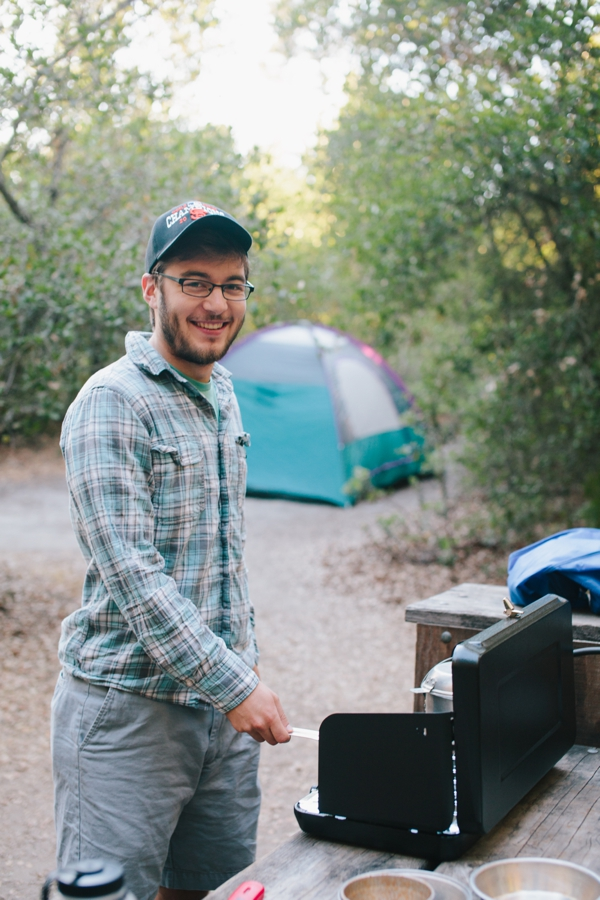 This is What Real Summer Feels Like: A week of Camping in the Santa Cruz Mountains in Sunny California // WeAreAdventure.us