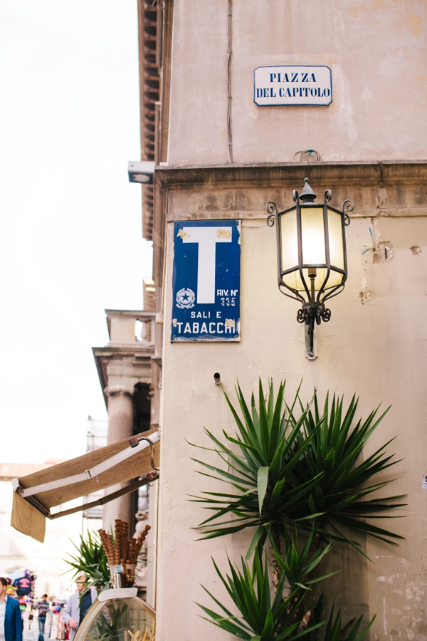 Travel Tips and Stories for Florence, Italy and Backpacking Through Europe // WeAreAdventure.us