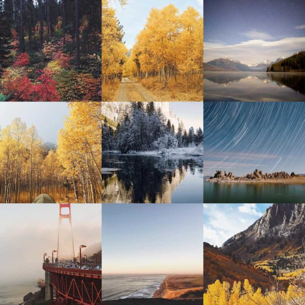 Best Nine Instagram Photos from 2016 // WeAreAdventure.us // https://www.instagram.com/simone_anne/